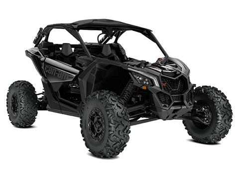 2021 Can-Am Maverick X3 X RS Turbo RR with Smart-Shox in Albany, Oregon