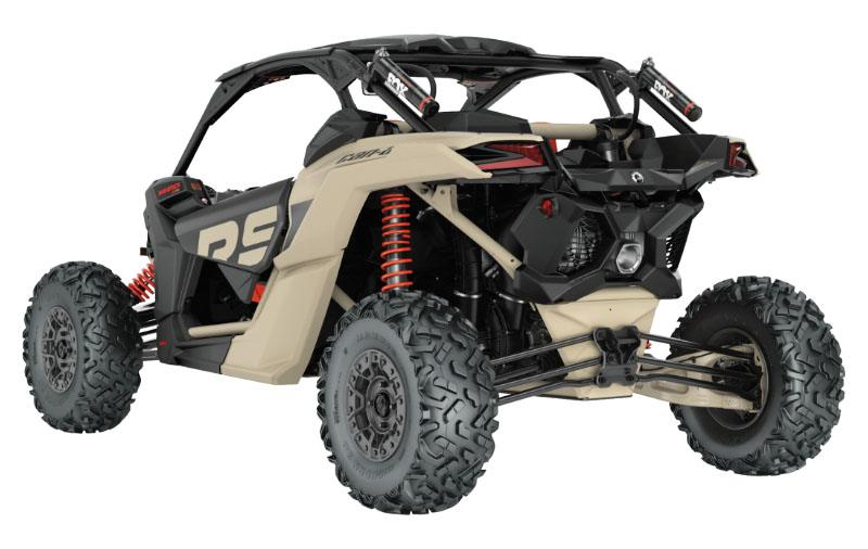 2021 Can-Am Maverick X3 X RS Turbo RR with Smart-Shox in Wilmington, Illinois - Photo 2
