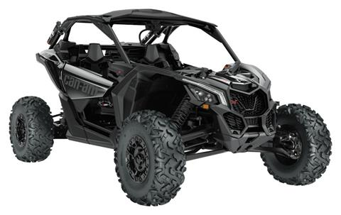 2021 Can-Am Maverick X3 X RS Turbo RR with Smart-Shox in Bennington, Vermont - Photo 1