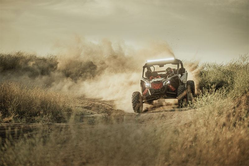 2021 Can-Am Maverick X3 X RS Turbo RR with Smart-Shox in Acampo, California - Photo 2