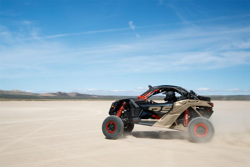 2021 Can-Am Maverick X3 X RS Turbo RR with Smart-Shox in Waco, Texas - Photo 4