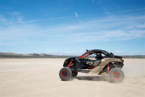 2021 Can-Am Maverick X3 X RS Turbo RR with Smart-Shox in Santa Rosa, California - Photo 4