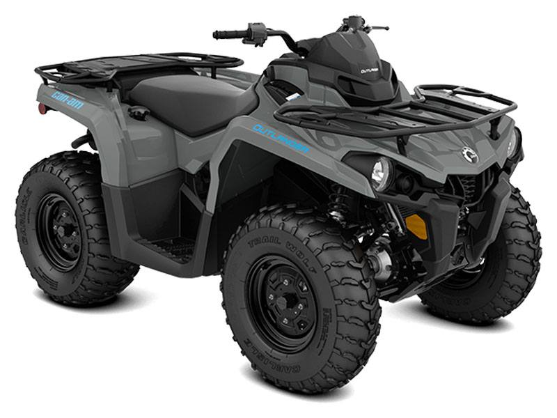 2021 Can-Am Outlander DPS 570 in Barre, Massachusetts - Photo 1