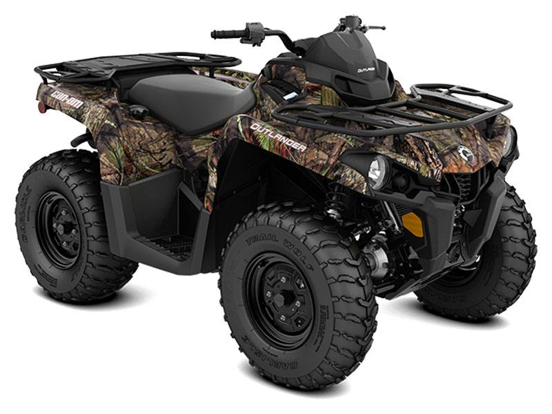 2021 Can-Am Outlander DPS 570 in Warrenton, Oregon
