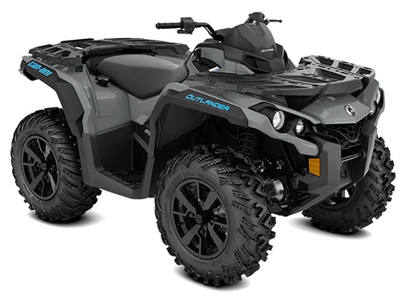 2021 Can-Am Outlander DPS 650 in Roscoe, Illinois - Photo 1