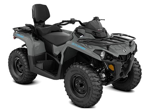 2021 Can-Am Outlander MAX DPS 570 in Barre, Massachusetts