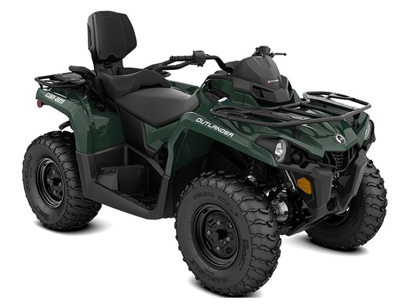 2021 Can-Am Outlander MAX DPS 570 in Jones, Oklahoma