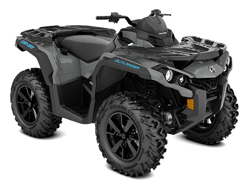 2021 Can-Am Outlander DPS 650 in Gunnison, Utah - Photo 1