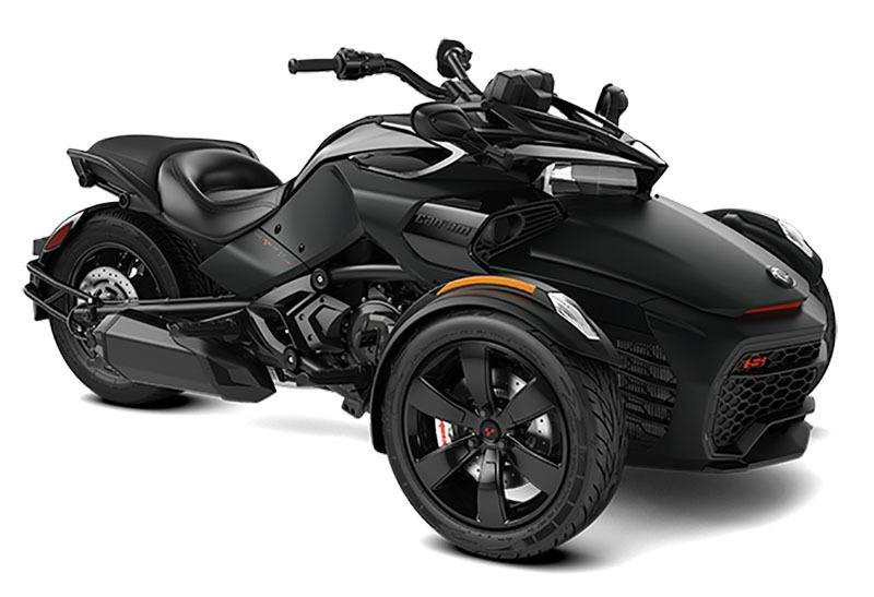 2021 Can-Am Spyder F3-S SE6 in Farmington, Missouri