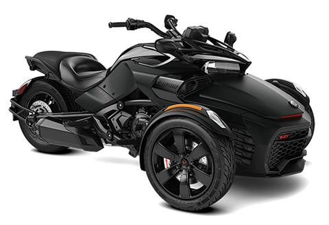 2021 Can-Am Spyder F3-S SE6 in Derby, Vermont