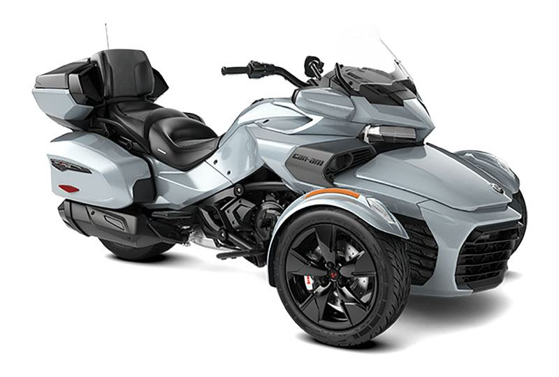 2021 Can-Am Spyder F3 Limited in Algona, Iowa - Photo 4
