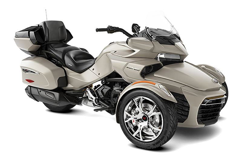 2021 Can-Am Spyder F3 Limited in Derby, Vermont