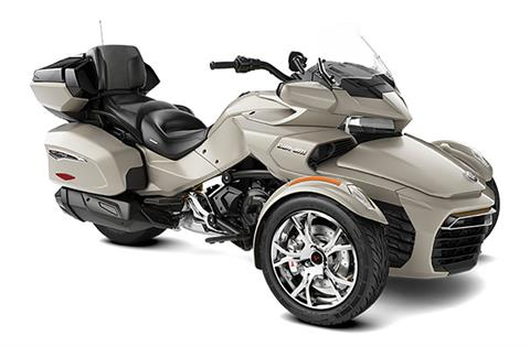 2021 Can-Am Spyder F3 Limited in Statesboro, Georgia