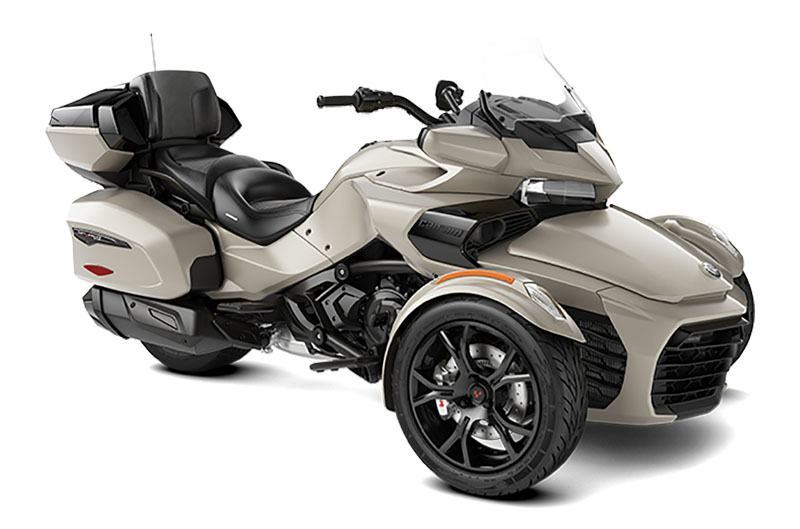 2021 Can-Am Spyder F3 Limited in Enfield, Connecticut