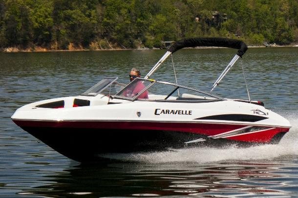 2017 Caravelle 18 EBi Bowrider in Holiday, Florida