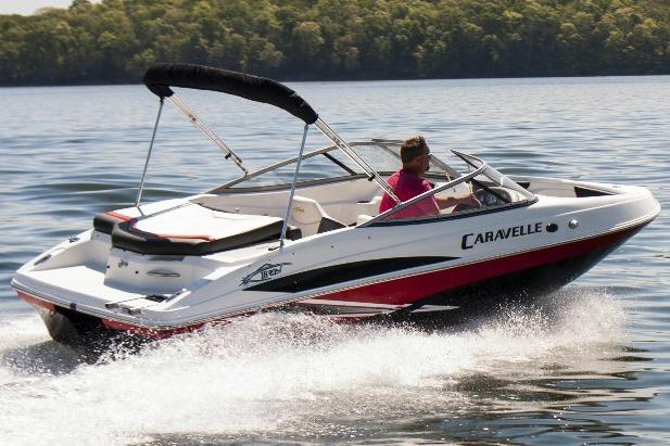 2019 Caravelle 18 EBi Bowrider in Holiday, Florida - Photo 1