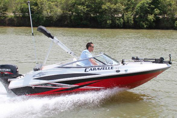 2020 Caravelle 16 EBo Bowrider in Holiday, Florida - Photo 1