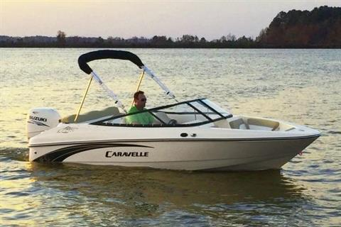 2020 Caravelle 17 EBo Bowrider in Holiday, Florida