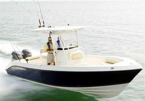 2017 Cobia 256 Center Console in Chesapeake, Virginia
