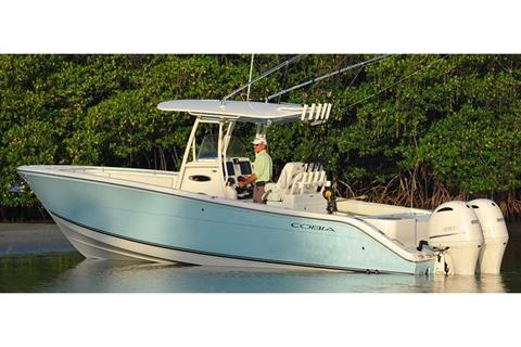 2017 Cobia 277 Center Console in Chesapeake, Virginia