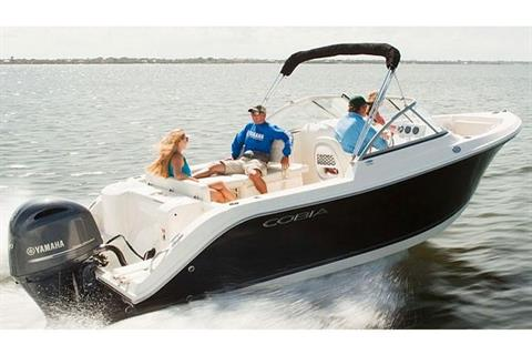 2017 Cobia 220 Dual Console in Chesapeake, Virginia