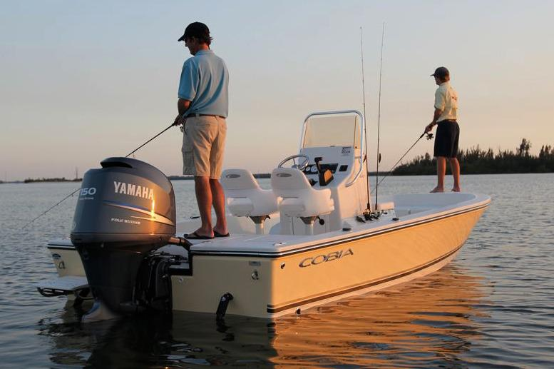 2018 Cobia 21 Bay in Chesapeake, Virginia