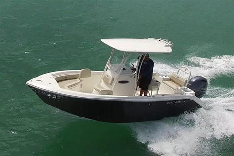 2018 Cobia 220 Center Console in Chesapeake, Virginia