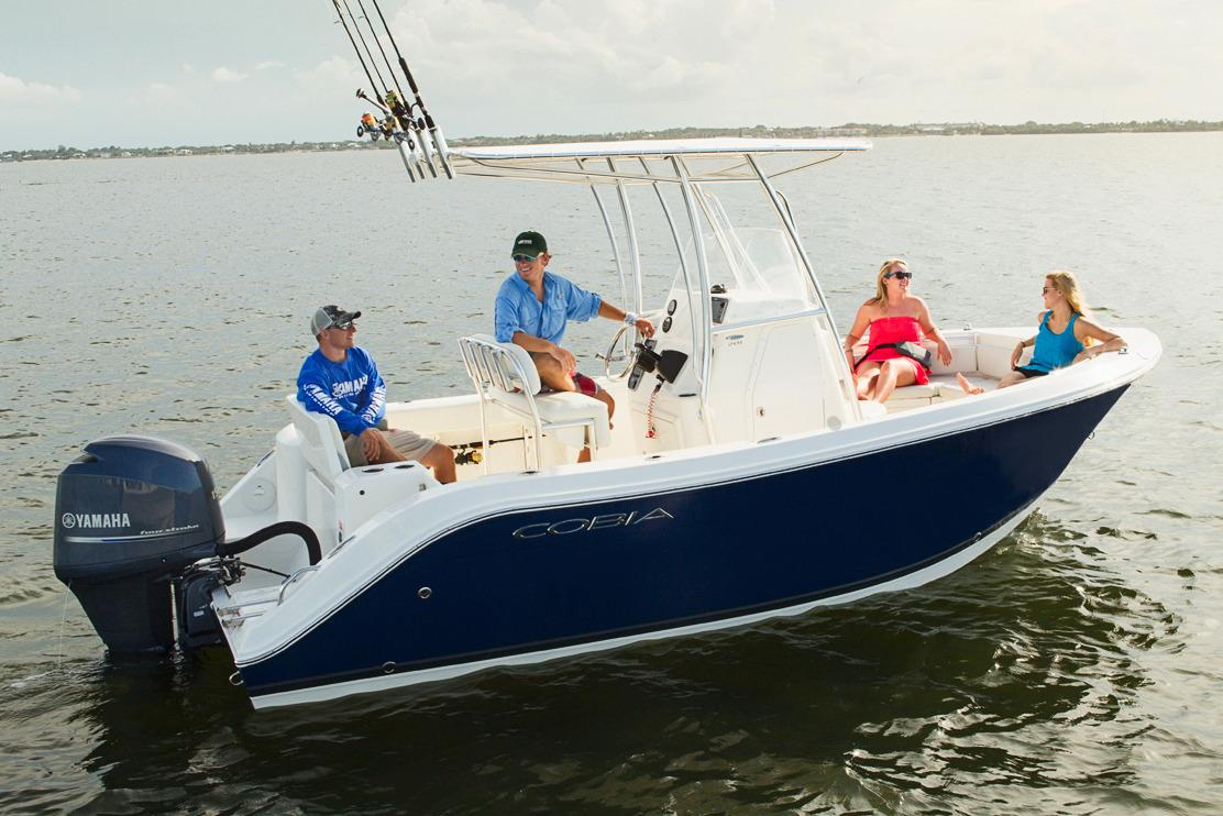 2019 Cobia 201 Center Console in Chesapeake, Virginia