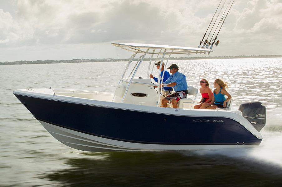 2019 Cobia 201 Center Console in Chesapeake, Virginia - Photo 1