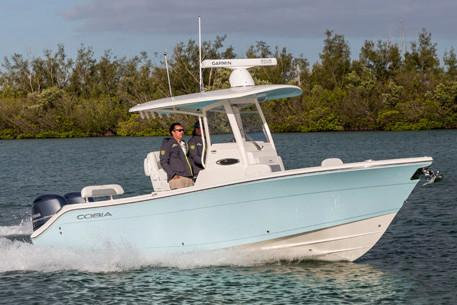 2019 Cobia 240 Center Console in Chesapeake, Virginia - Photo 1