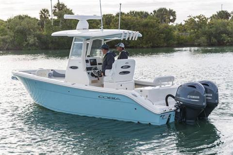 2019 Cobia 240 Center Console in Chesapeake, Virginia - Photo 3