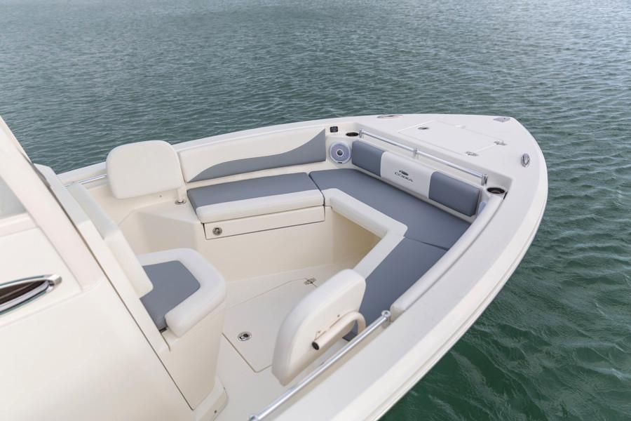 2019 Cobia 240 Center Console in Chesapeake, Virginia - Photo 6