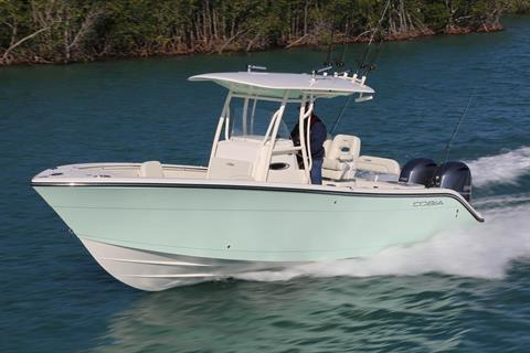 2019 Cobia 261 Center Console in Chesapeake, Virginia - Photo 2