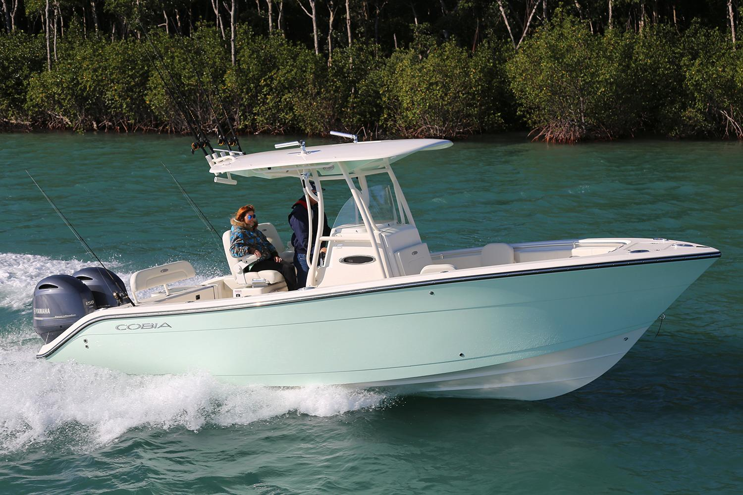 2019 Cobia 261 Center Console in Chesapeake, Virginia - Photo 3