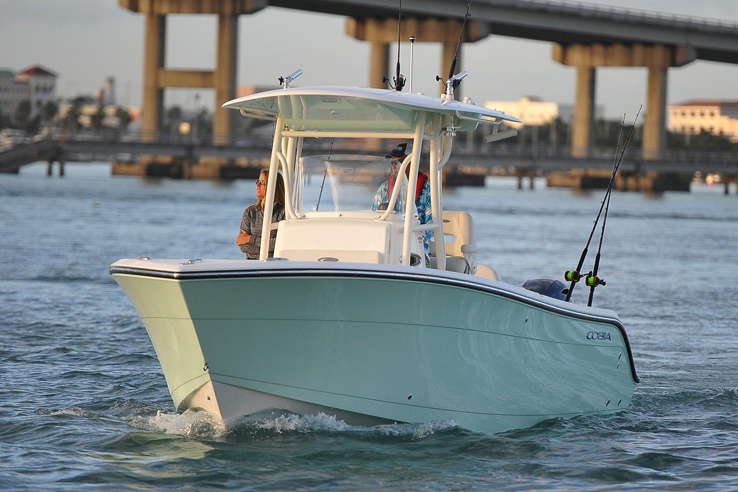2019 Cobia 261 Center Console in Chesapeake, Virginia - Photo 4