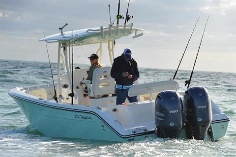 2019 Cobia 261 Center Console in Chesapeake, Virginia - Photo 7