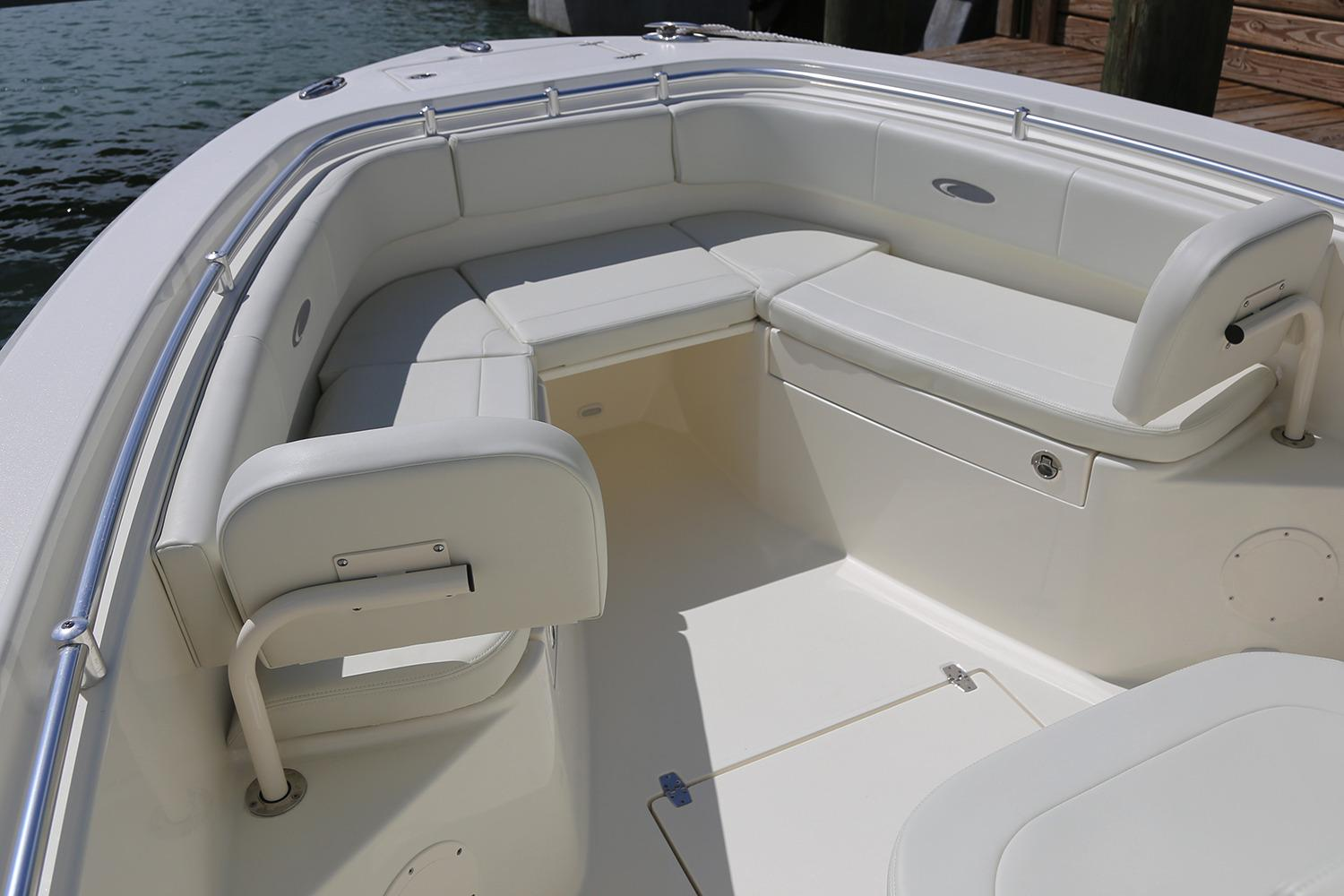 2019 Cobia 261 Center Console in Chesapeake, Virginia - Photo 13