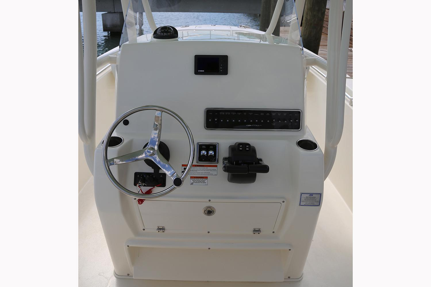 2019 Cobia 261 Center Console in Chesapeake, Virginia - Photo 17