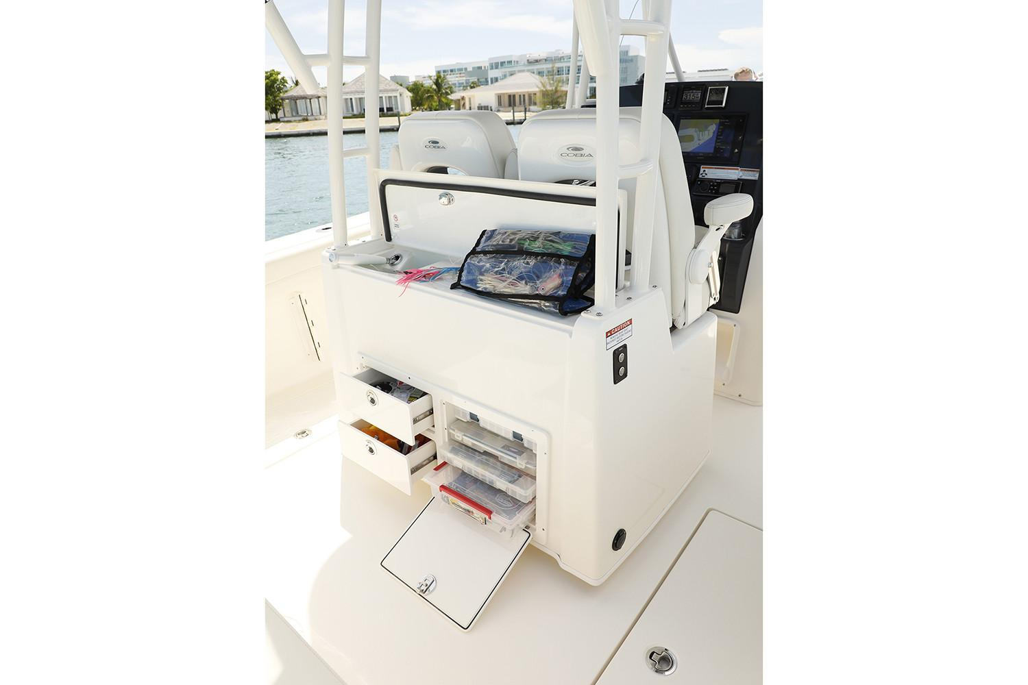 2019 Cobia 301 Center Console in Chesapeake, Virginia - Photo 9