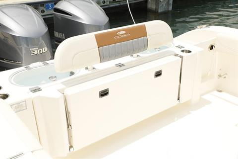 2019 Cobia 301 Center Console in Chesapeake, Virginia - Photo 10