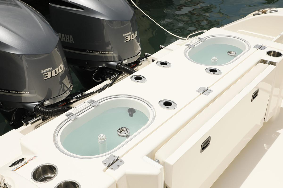 2019 Cobia 301 Center Console in Chesapeake, Virginia - Photo 11