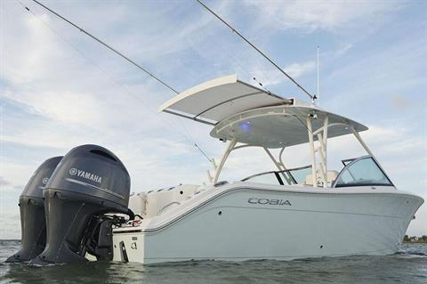 2019 Cobia 280 Dual Console in Chesapeake, Virginia