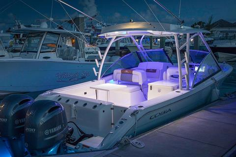 2019 Cobia 280 Dual Console in Chesapeake, Virginia - Photo 2
