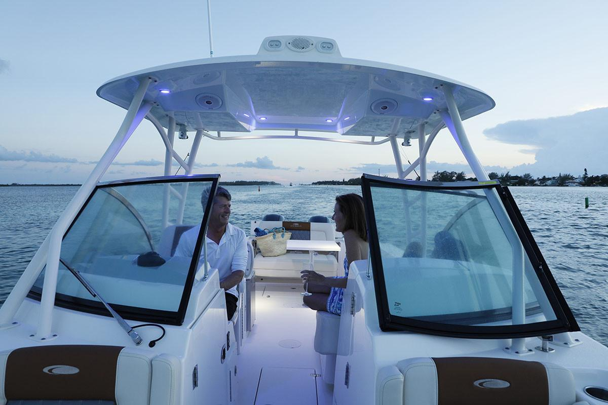 2019 Cobia 280 Dual Console in Chesapeake, Virginia - Photo 5