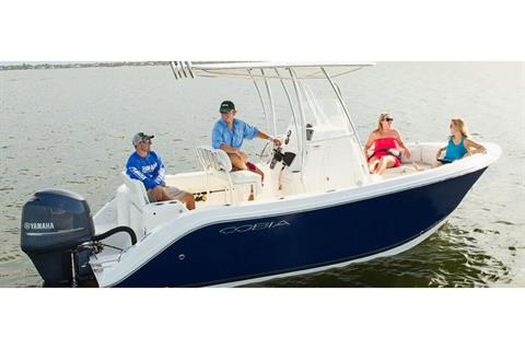 2020 Cobia 201 Center Console in Chesapeake, Virginia - Photo 2