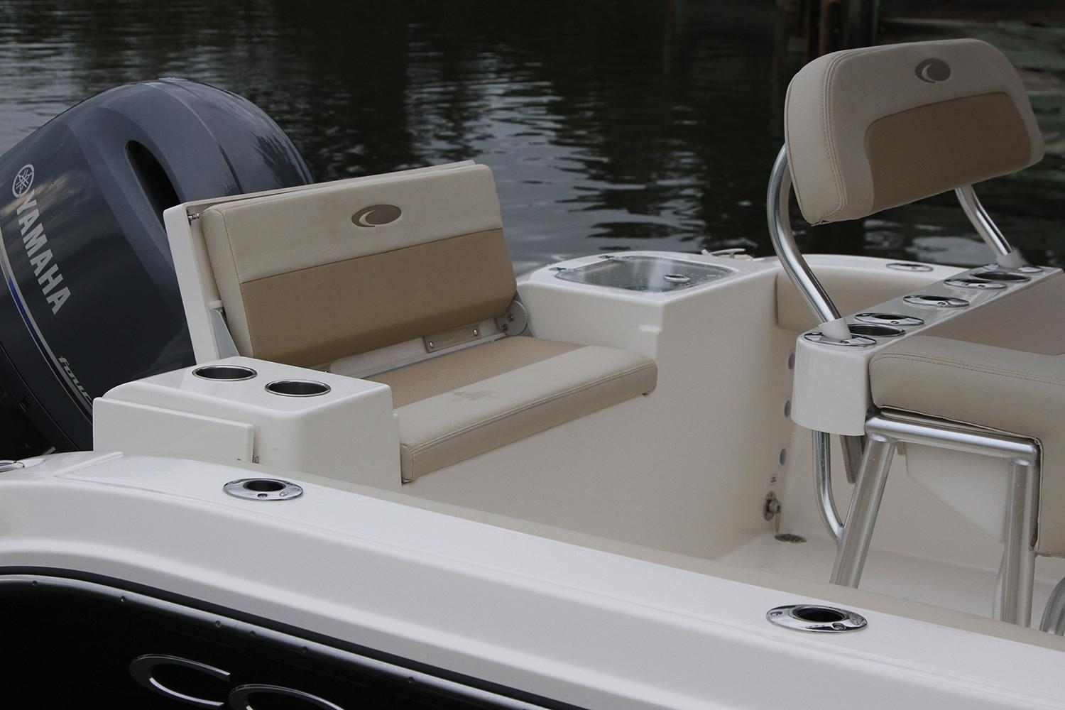 2020 Cobia 220 Center Console in Chesapeake, Virginia - Photo 8