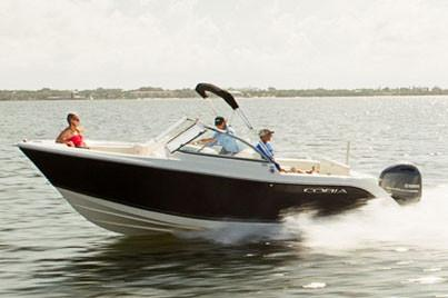 2020 Cobia 220 Dual Console in Chesapeake, Virginia - Photo 1