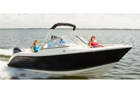 2020 Cobia 220 Dual Console in Chesapeake, Virginia - Photo 2