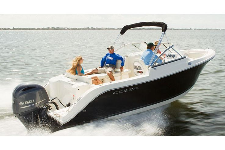 2020 Cobia 220 Dual Console in Chesapeake, Virginia - Photo 3
