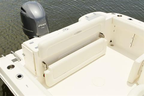 2020 Cobia 220 Dual Console in Chesapeake, Virginia - Photo 10